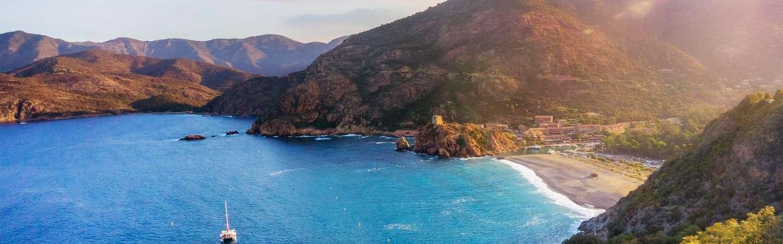 Reiseziel Frankreich Meer